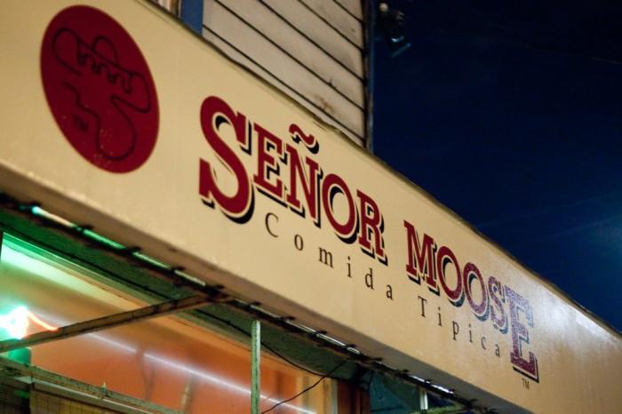 2. Señor Moose Cafe, Seattle