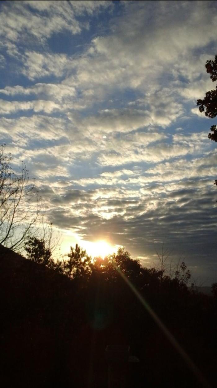 6. Sunset by Sharon Wilson