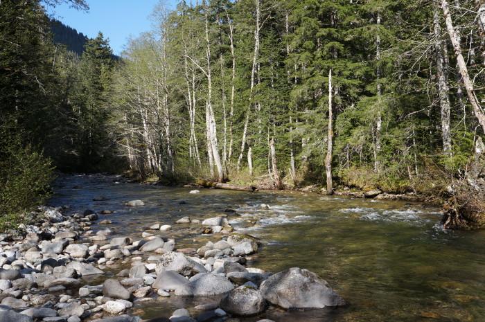4. Skykomish River
