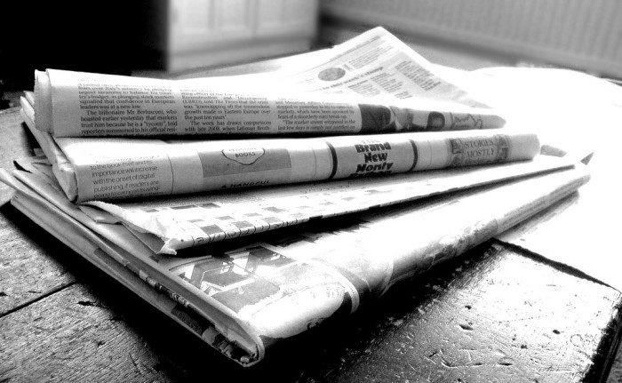 7. A newspaper publisher once pranked his readers with a terrible smell.