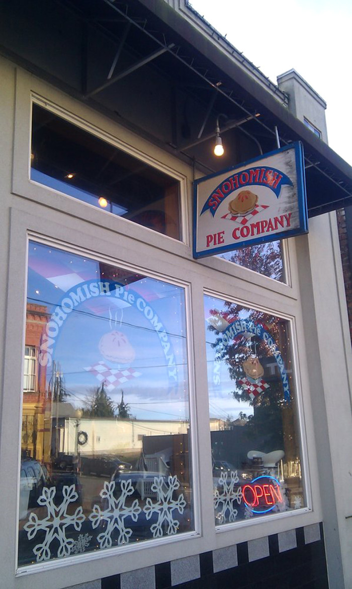 5. Snohomish Pie  Company in Snohomish and Mountlake Terrace