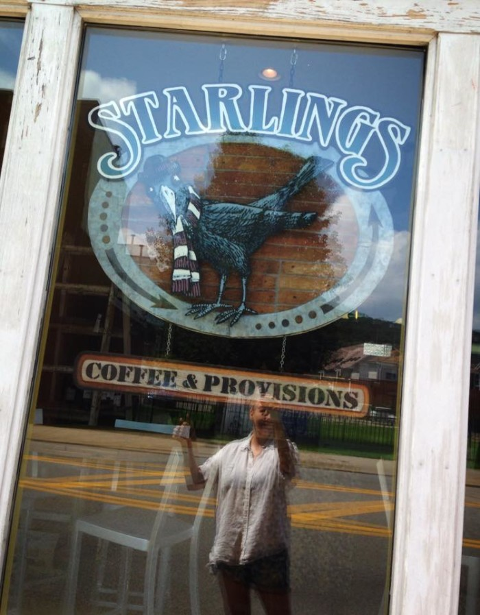 2. Starling's Coffee and Provisions in Charleston