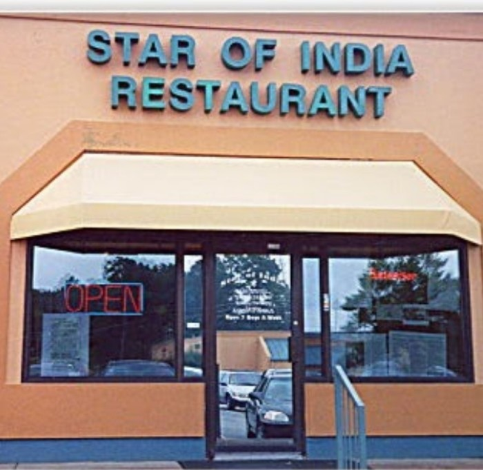 5. Star of India