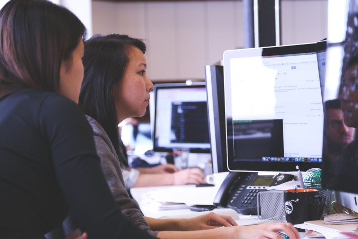 1. Georgia has the fastest growing number of women owned businesses.