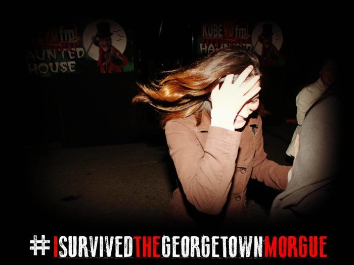 7. Georgetown Morgue, Seattle
