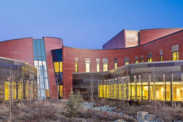 8) Tanana Chiefs Conference – Chief Andrew Isaac Health Clinic