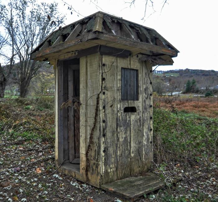 West Virginia S Creepy Abandoned Amusement Park