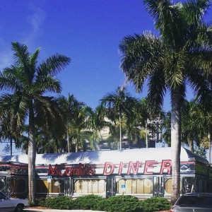 5. Moonlite Diner, Hollywood, Fort Lauderdale, Kendall