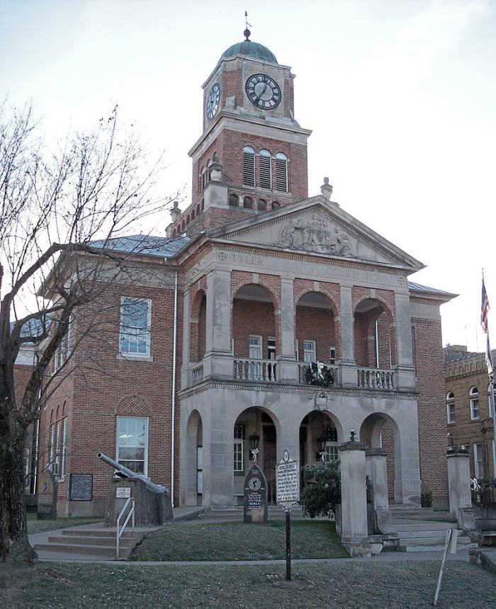 4. Tyler County