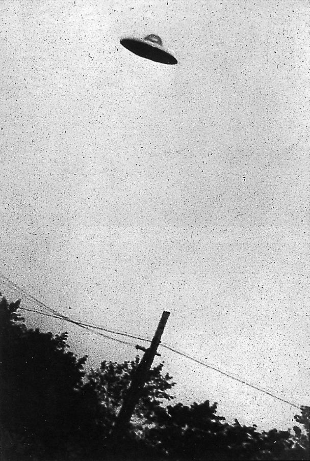 3. UFO sightings in Marmet