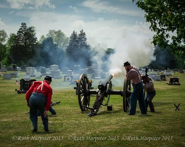 12. Boalsburg festivities on Memorial Day 2015