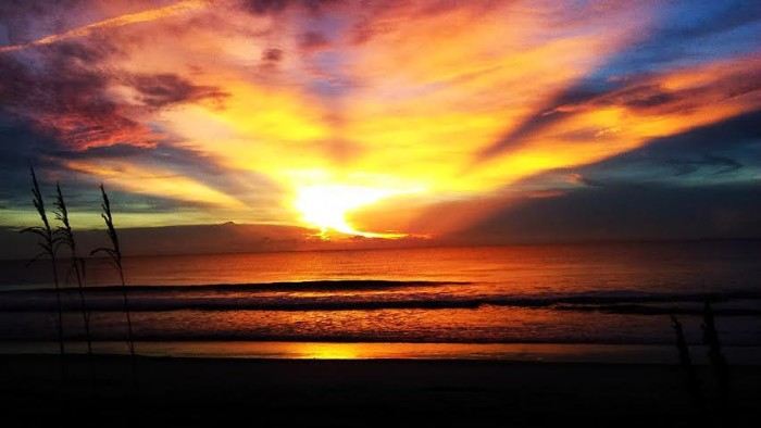 3. Jim Fletcher submitted this shot of Amelia Island.