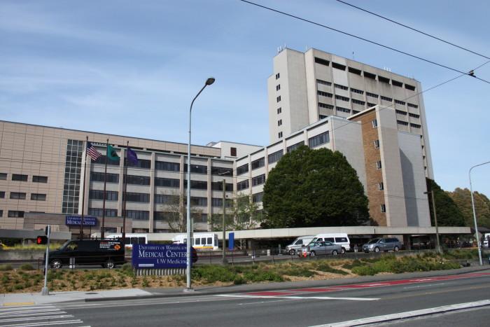 1. University of Washington Medical Center, Seattle