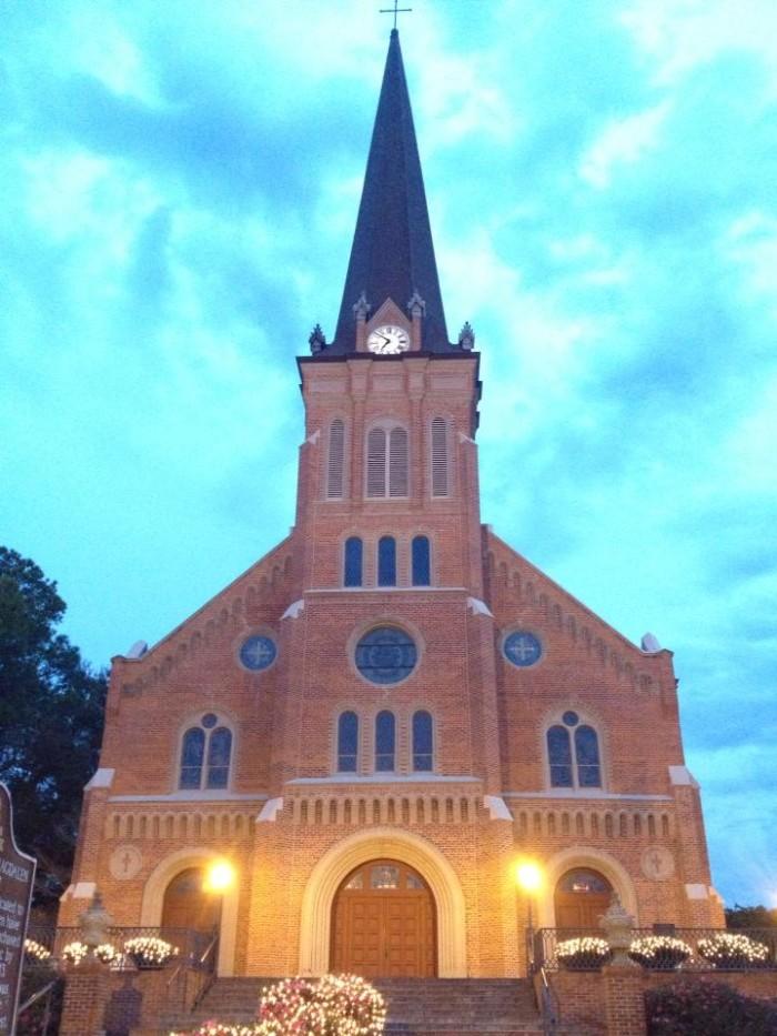 8) Vermillion Parish