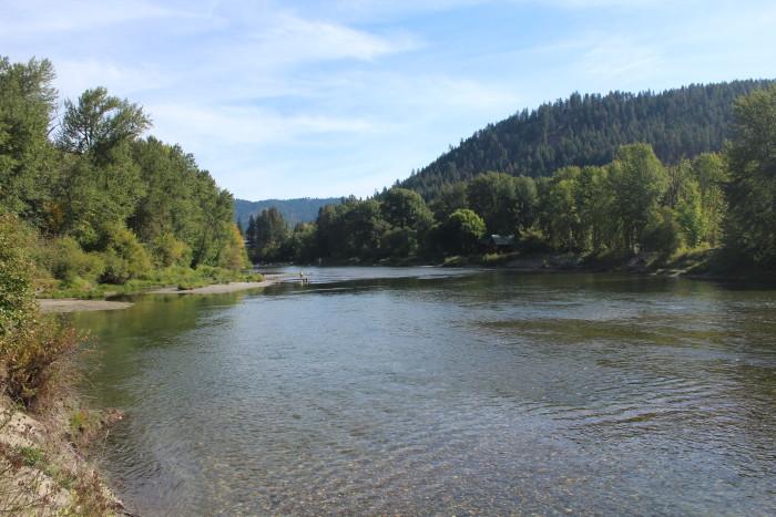 12. Wenatchee River