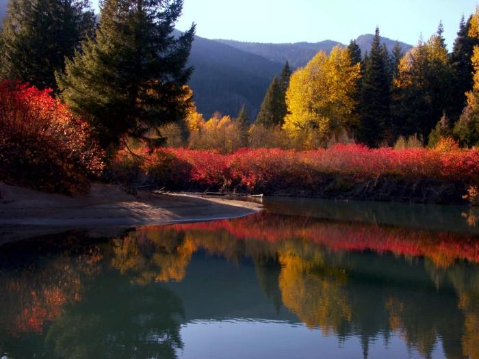 1. White River