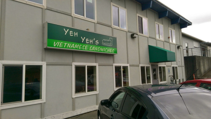 1. Yeh Yeh's, Lynnwood and Bellevue