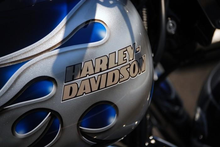6. People stop appreciating Harleys.