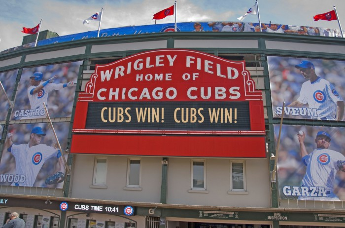 6. If/when the Cubs win it all.