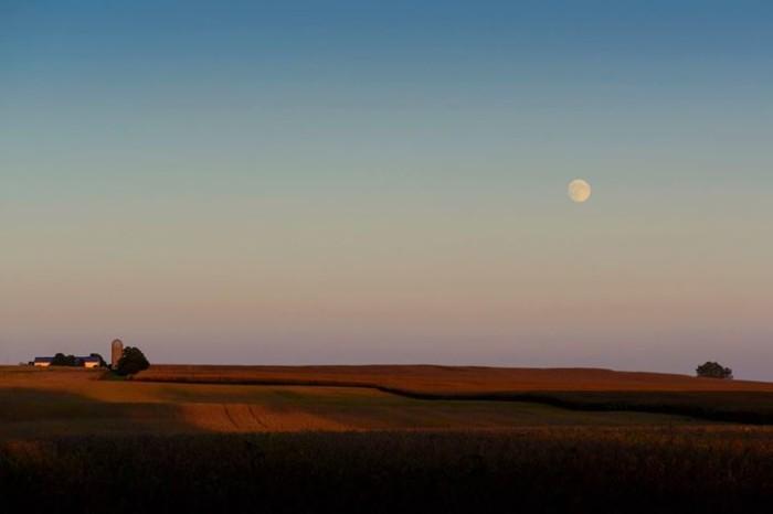 15. Rich Herrmann captured this gorgeous rural scene in Grundy County.
