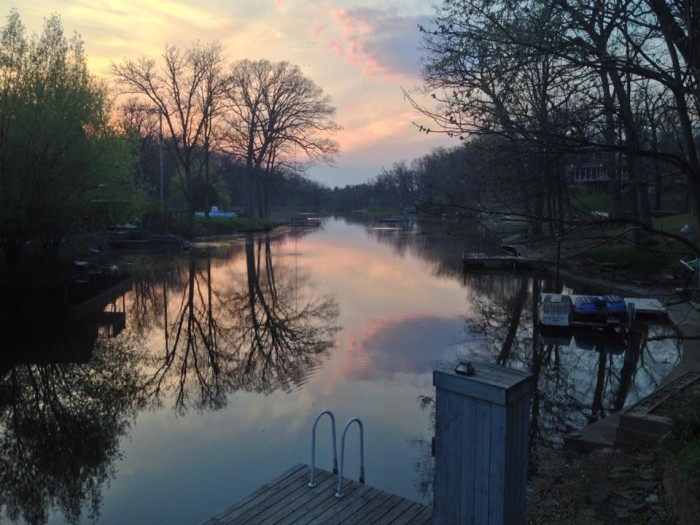 3. I love the serenity of this shot that Jeff took in Groveland.