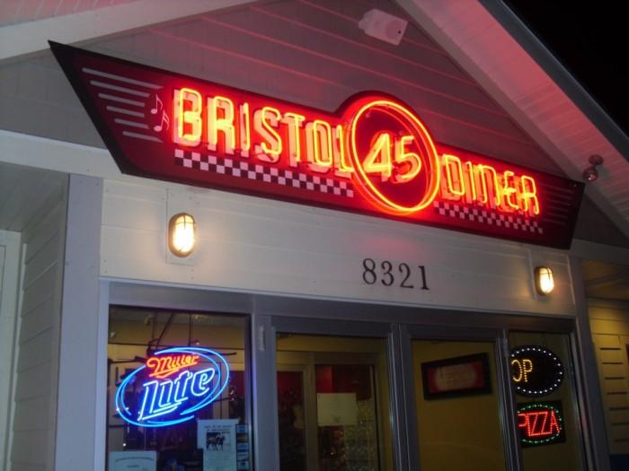 7. Bristol Diner