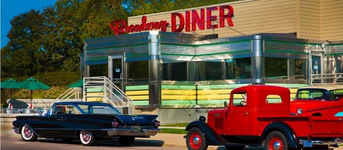 9. Broadway Diner