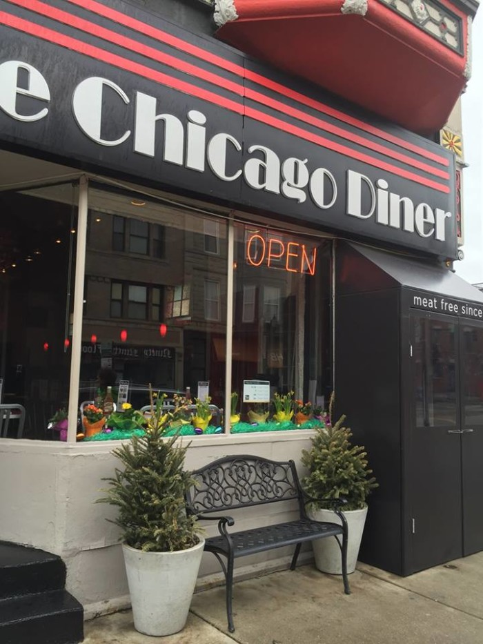 3. The Chicago Diner