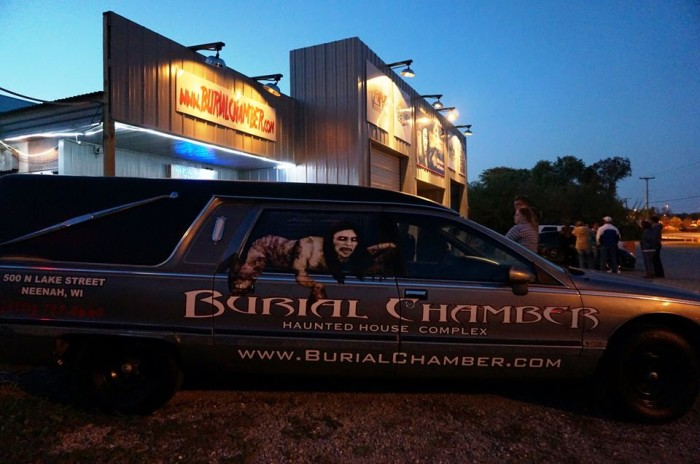 2. Burial Chamber Haunted Complex