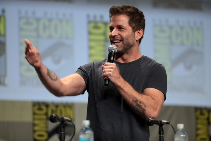 6. Zack Snyder