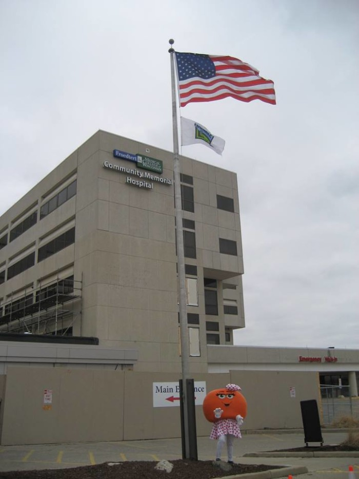 2. Froedtert & the Medical College of Wisconsin