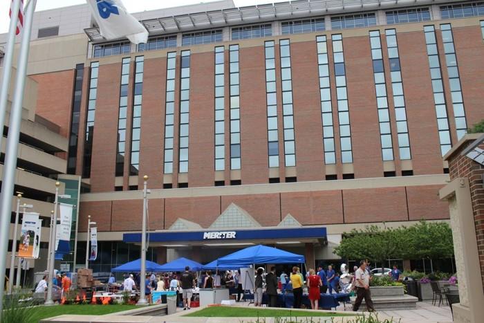 7. Meriter Hospital