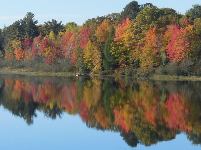 19. It's fall in the Northland!