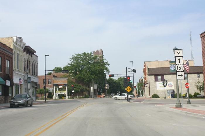 3. Calumet County