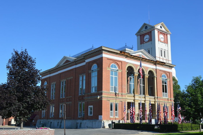 8. Schuyler County