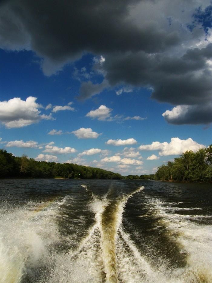 1. Illinois River