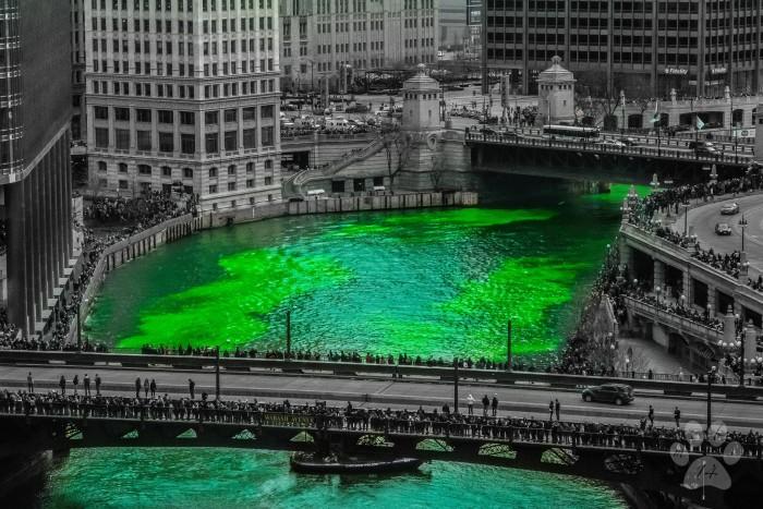 4. Chicago River