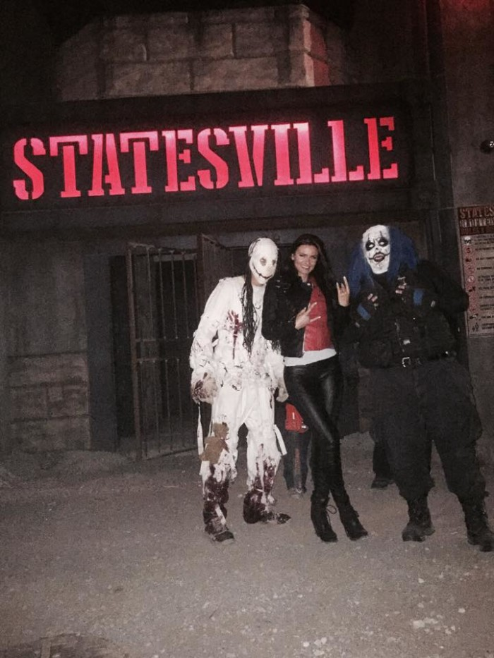 1. Statesville Haunted Prison