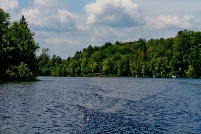 9. Menominee River