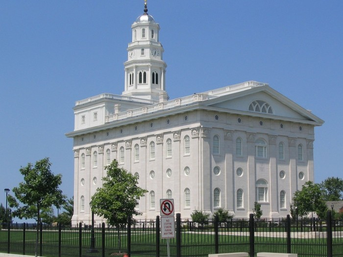 2. The Mormon base might have been in Illinois, not Utah, but for violence.