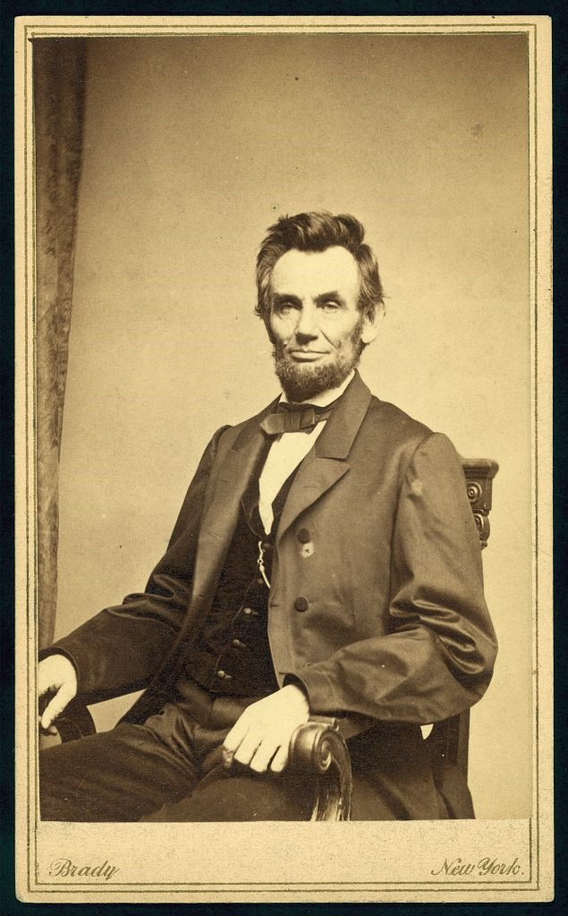 3. At one point, we actually did NOT vote for Lincoln.