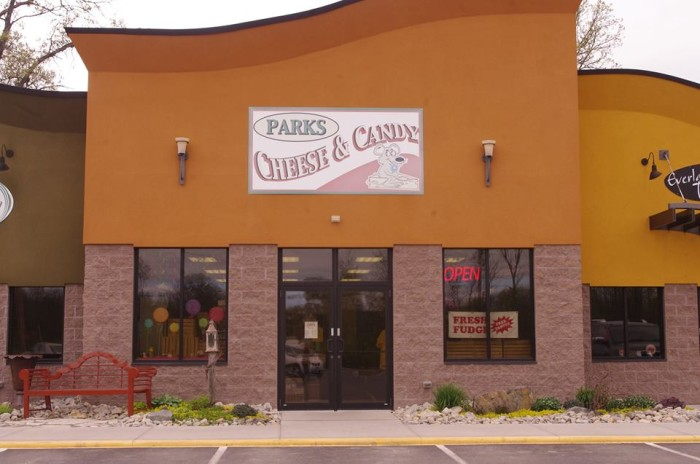 7. Parks Cheese and Candy