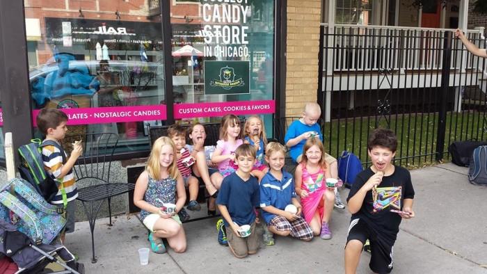 8. Amy's Candy Bar