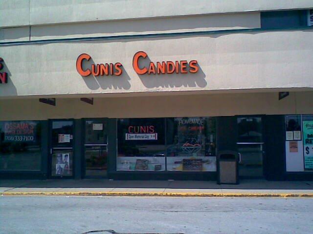 10. Cunis Candies