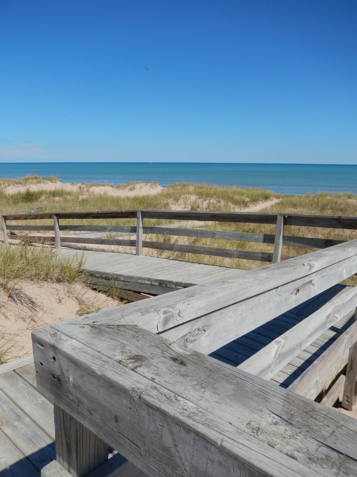 5. Point Beach State Forest