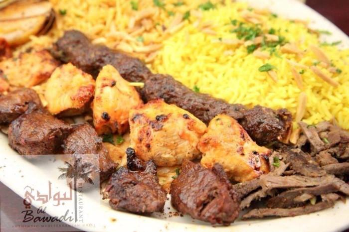 9 restaurants in illinois to get great ethnic food for Al bawadi mediterranean cuisine