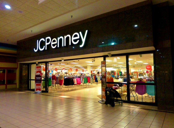 11. Going to the mall was a huge family experience.