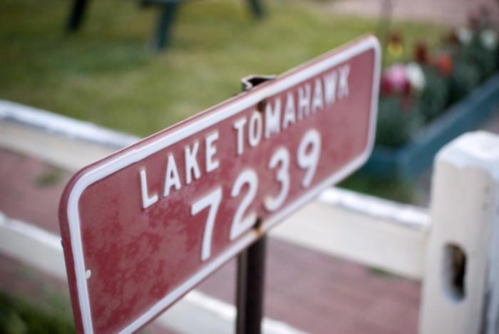 6. Lake Tomahawk (Snowshoe Baseball Capital of the World)