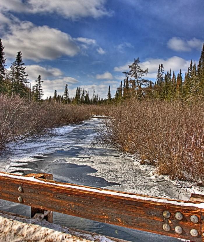 8. Brule River