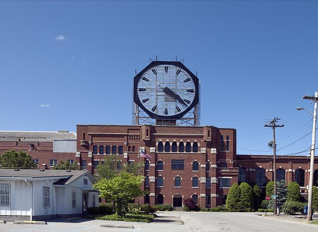 2. The Colgate Clock